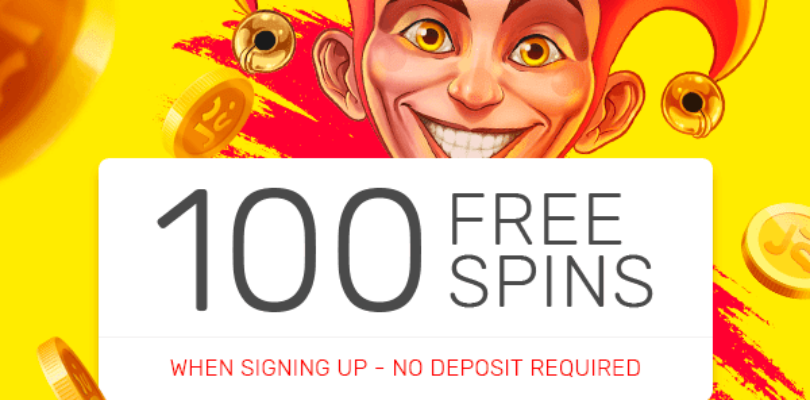 Justspin Casino Changes Welcome Bonus 100 No Deposit Free Spins