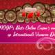 NOGPs beste vrouwen-casinos