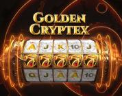 Golden Cryptex videoslot logo