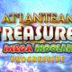 Atlantean Treasures Mega Moolah - logo