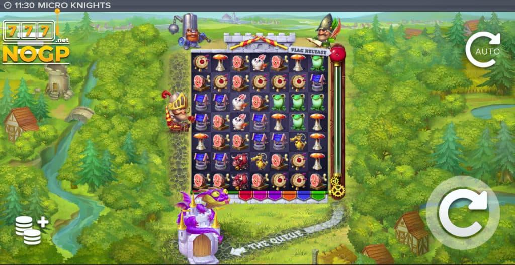 Micro Knights screenshot