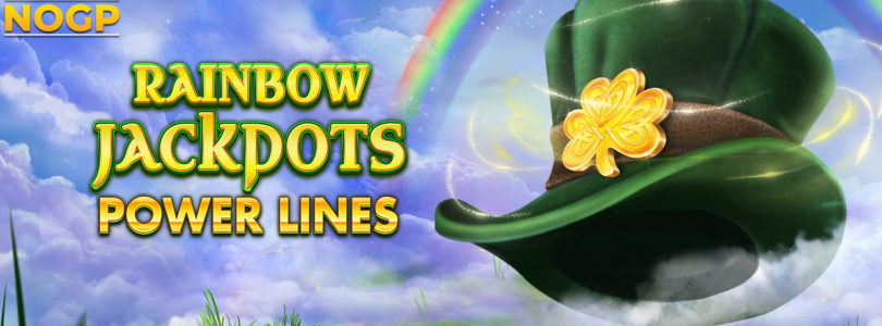 Rainbow Jackpot Super Lines slot logo