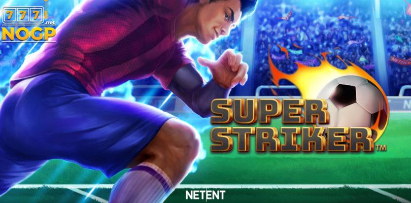 Super Striker slot logo