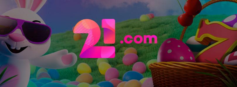 Easter-lottery 21.com Casino