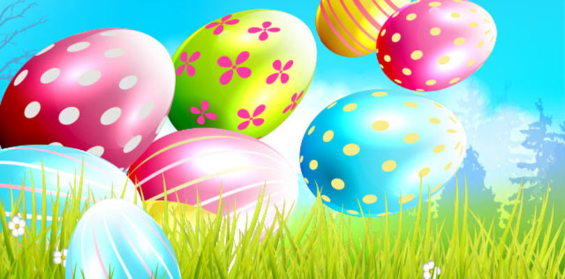 Happy Easter: here are some casino bonuses for you.