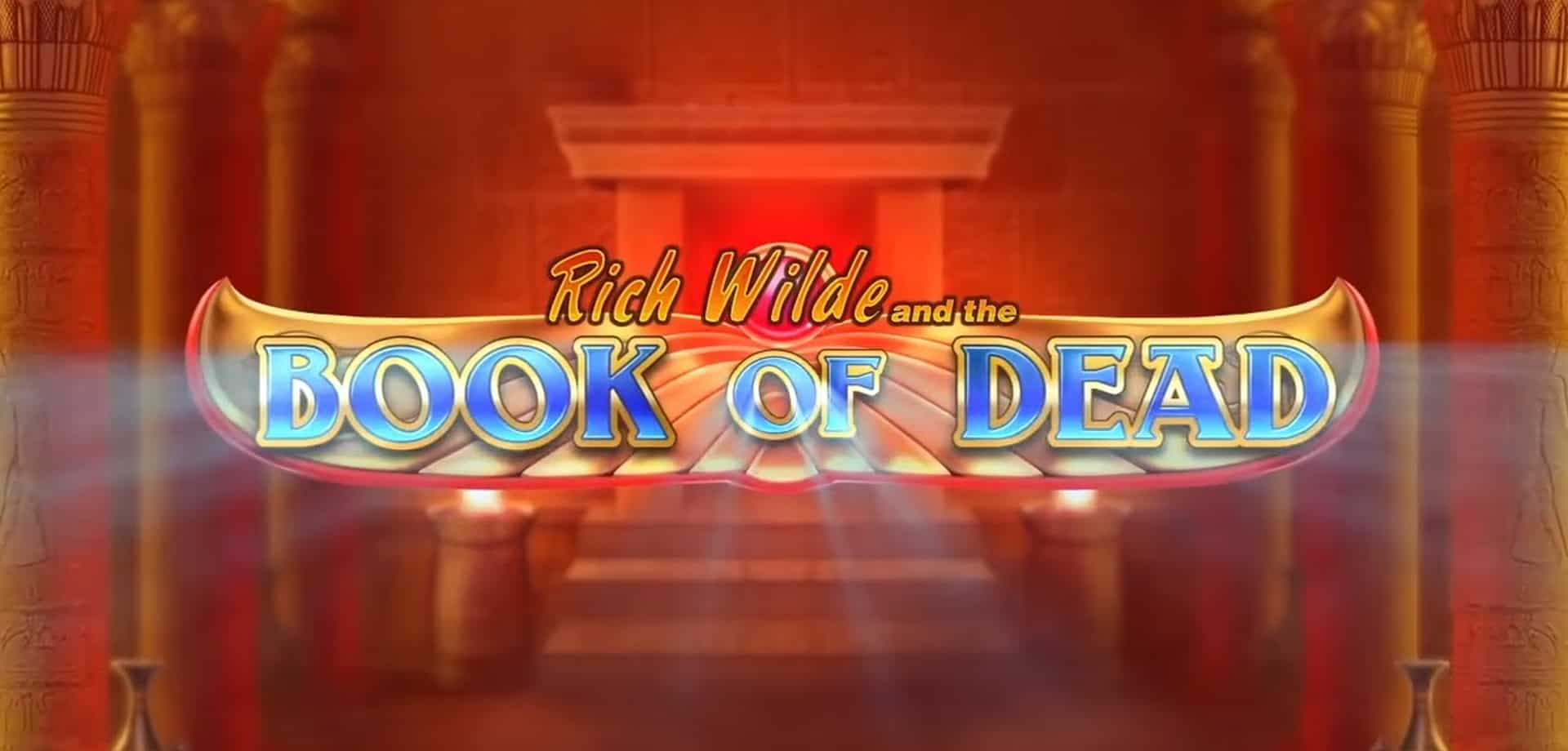 Gratis spins op het Book of Dead slot