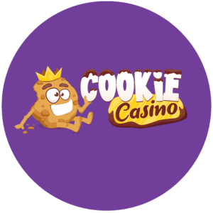 Cookie Casino logo round