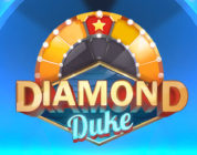 Diamond Duke video slot logo