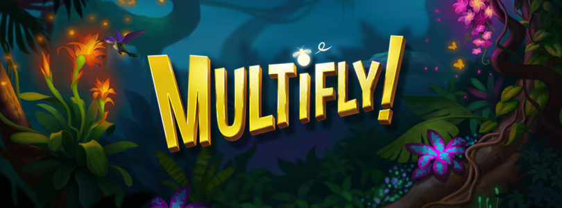 MultiFly! video slot logo