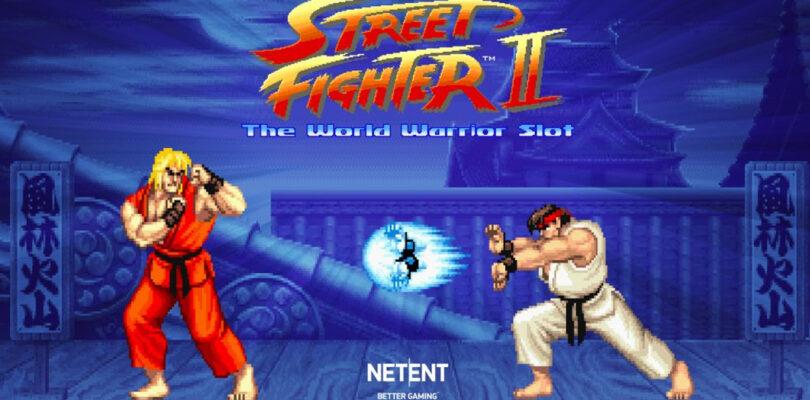 Streetfighter 2 videoslot