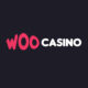 Woo Casino logo diamond