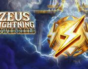 Zeus Lightning Power Reels videoslot logo