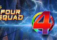 4Squad video slot logo