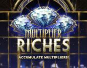 Multiplier Riches video slot logo