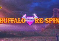 Buffalo Re-spin slot logo