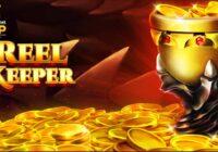 Reel Keeper video slot logo