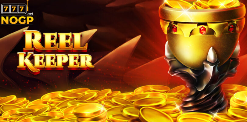 Reel Keeper video slot logo