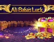 Ali Baba's Luck slot logo
