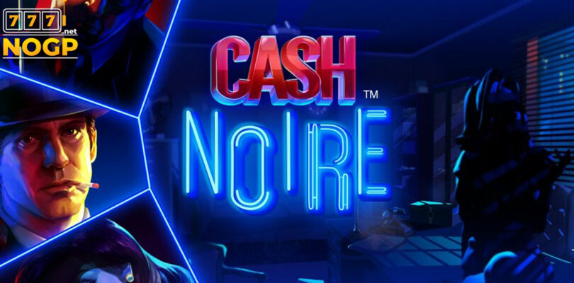 Cash Noire video slot logo