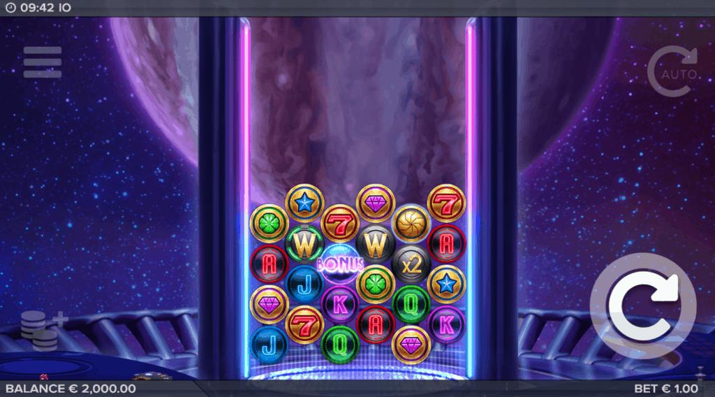 IO slot screenshot