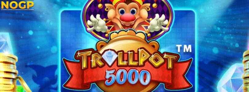 Trollpot 5000 slot logo