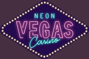 Neon Vegas Casino logo transparant