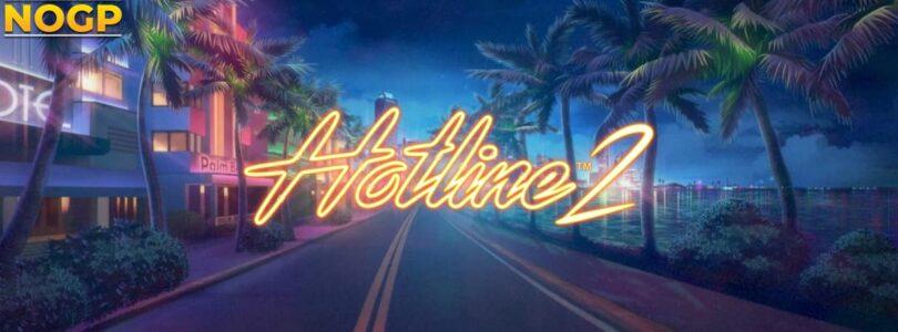 Hotline 2 video slot logo
