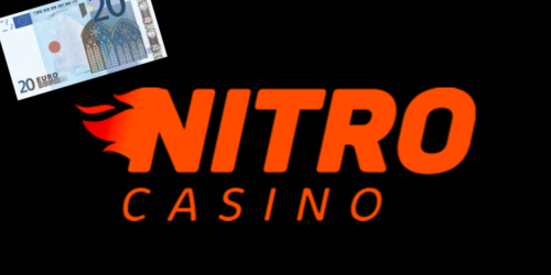 Deposit $/€20 and get $/€20 back at Nitro Casino via NOGP