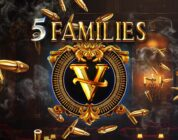 5 Families video slot logo NOGP