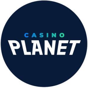 Casino Planet logo round