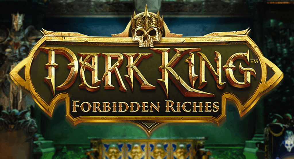 Dark King Forbidden Riches video slot logo