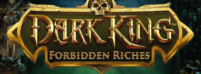 Dark King Forbidden Riches video slot logo