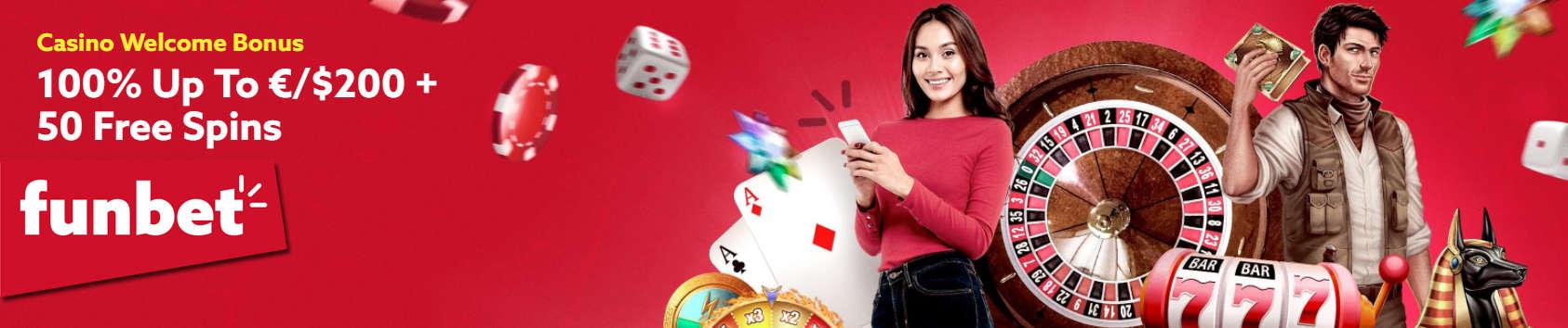 Funbet Casino Bonus Banner NOGP