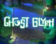 Ghost Glyp video slot logo