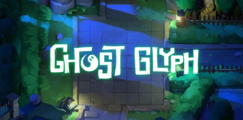 Ghost Glyp video slot logo