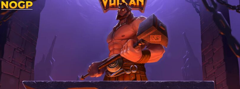 Hammer of Vulcan slot logo