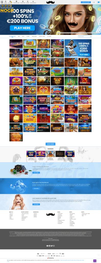 Mr Play Casino screenshot