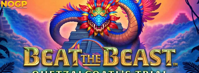 Quetzalcoatl's Trail video slot logo
