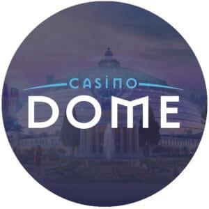 Casino Dome logo rond NOGP
