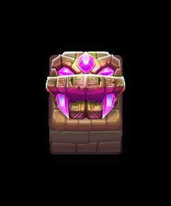 Crystal Quest: Deep Jungle - Mystery symbol