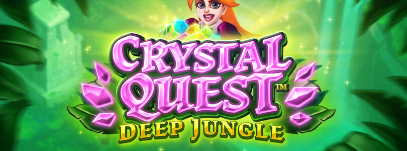 Crystal Quest Deep Jungle logo
