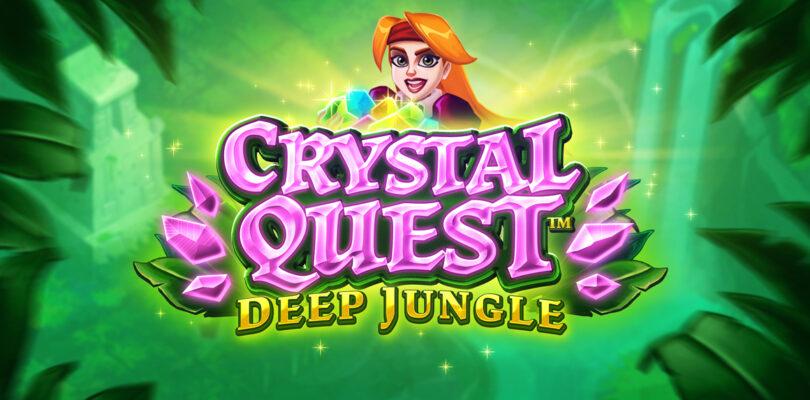 Crystal Quest Deep Jungle logo