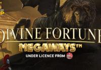 Divine Fortune Megaways video slot logo