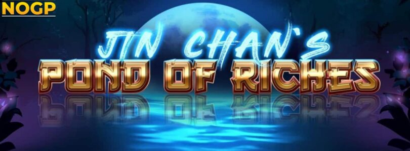 Jin Chans Pond of Riches slot logo