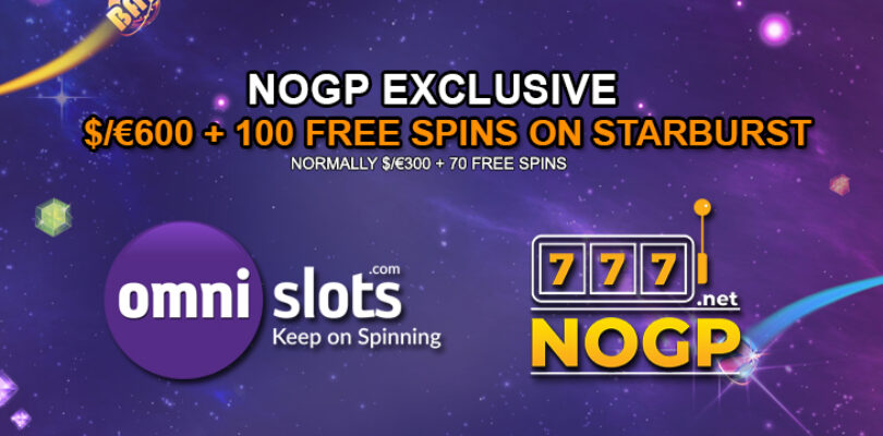 Omni Slots Casino – An Exclusive Sign-Up Offer of up to €600
