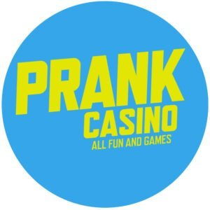 Prank Casino logo round