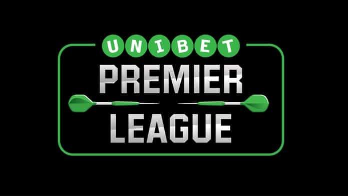 Unibet Premier League Darts logo