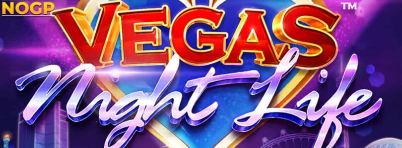 Vegas Night Life slot logo
