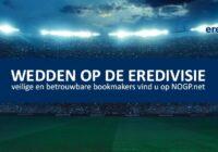 Wedden op Eredivisie voetbal van Nederlandse clubs