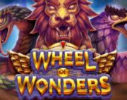 Wheel of Wonders video slot logo